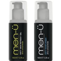 men- Matt Refresh and Moisturise Duo