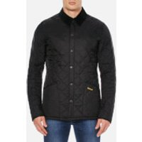 Barbour Men's Heritage Liddesdale Quilt Jacket - Black - M