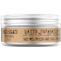 TIGI Bed Head for Men Matte Separation Workable Wax (85g)