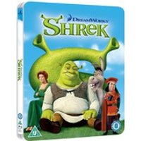 Shrek - Limited Edition Steelbook (UK EDITION)