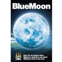 Manchester City Blue Moon 2014 - Maxi Poster - 61 x 91.5 cm