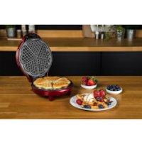 Gourmet Gadgetry Retro Diner Waffle Maker - Gourmet Gifts