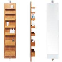 Wireworks Arena Bamboo Revolve Cabinet 1400