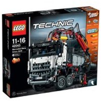 LEGO Technic: Mercedes-Benz Arocs 3245 (42043)