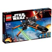 LEGO Star Wars: Poes X-Wing Fighter (75102)