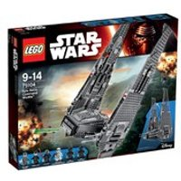 LEGO Star Wars: Kylo Rens Command Shuttle (75104)