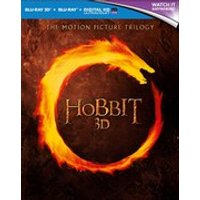 The Hobbit Trilogy 3D
