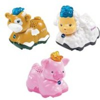 Vtech Toot-Toot Animals 3 Pack (Pig, Sheep, Cow) - Vtech Gifts