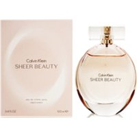 Calvin Klein Sheer Beauty Eau de Toilette 100ml - 100ml