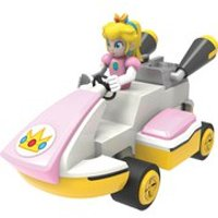 KNEX Mario Kart: Princess Peach Kart Building Set (38726)