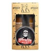 Uppercut Deluxe Mens Kit - Monster Hold Combo