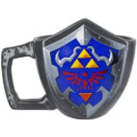 The Legend of Zelda Collectors Edition Shield Mug