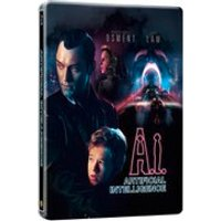 A.I. Steelbook - Zavvi Exclusive Limited Edition Steelbook (2500 Only) (UK EDITION)