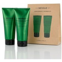 Neville Gentlemans Shower Kit (2 x 200ml)