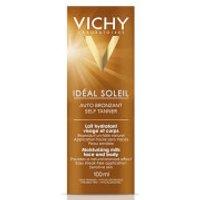 Vichy Ideal Soleil Self Tan Face and Body 100ml