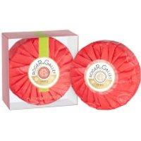 Jabón redondo Fleur de Figuier en caja de viaje de Roger&Gallet 100 g