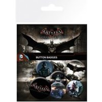 Batman Arkham Knight Mix - Badge Pack