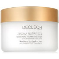 DECLOR Aroma Nutrition Nourishing Body Cream (200ml)