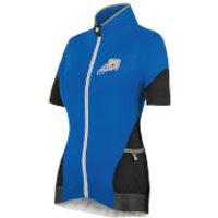 Santini Mearsey Women's Jersey - Azure Blue - L - Blue
