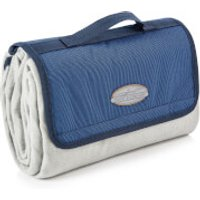 Coast & Country CC20006 Fleece Picnic Blanket - Blue