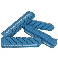 Reynolds Cryo Blue POWER Pads - 2 Wheels - Shimano - Blue