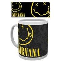 Nirvana Smiley - Mug - Nirvana Gifts