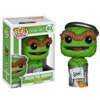Sesame Street Oscar The Grouch Pop! Vinyl Figure - Sesame Street Gifts