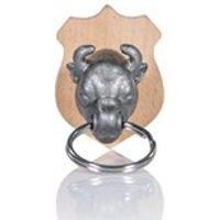 Bull Animal Head Key Holder