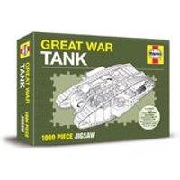 Great War Tank Haynes Edition Jigsaw