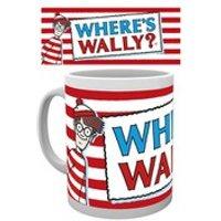 Wheres Wally Wally Mug