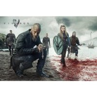 Vikings Blood Landscape - Maxi Poster - 61 x 91.5cm - Vikings Gifts