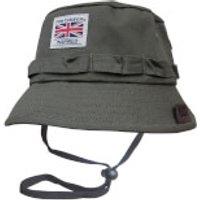 New Balance Mens Explorer Bucket Hat - Dark Green
