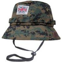 New Balance Mens Explorer Bucket Hat - Grey/Digital Camo