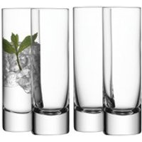 LSA Bar Long Drink Glasses - 250ml (Set of 4)