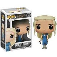 Game of Thrones Daenerys in Blue Gown Pop! Vinyl Figure