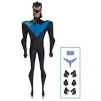 DC Collectibles DC Comics Batman The Animated Series Nightwing Action Figure - Batman Gifts