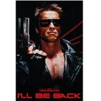 Terminator Ill Be Back - Maxi Poster - 61 x 91.5cm