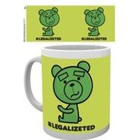 Ted 2 Legalise - Mug