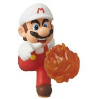 Nintendo Series 2 Super Mario Bros. Fire Mario Mini Figure