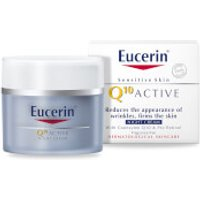 Eucerin(r) Sensitive Skin Q10 Active Anti-Wrinkle Night Cream (50ml)