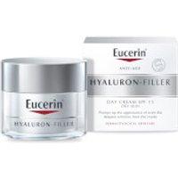 Eucerin(r) Anti-Age Hyaluron-Filler Day Cream for Dry Skin SPF15 + UVA Protection (50ml)