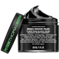 Peter Thomas Roth Irish Moor Mud Purifying Black Mask 150ml