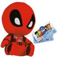 Mopeez Marvel Deadpool Plush Figure - Deadpool Gifts