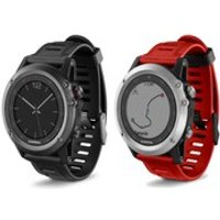 Garmin Fenix 3 Sports Watch - Silver