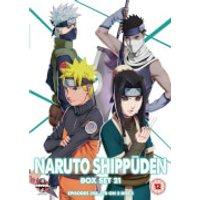 Naruto Shippuden Box Set 21 (Episodes 258-270) - 9,99 €
