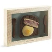 Chocolate Egg and Bacon on Toast - Bacon Gifts