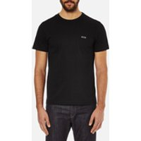 BOSS Green Mens Small Logo T-Shirt - Black - XXL - Black