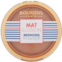 Bourjois Matt Illusion Bronzing Powder (Various Shades) - Dark