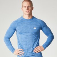 Myprotein Performance Long Sleeve Top - L - Blue