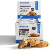 Myprotein Protein Cookie - 12 x 75g - Oat & Raisin